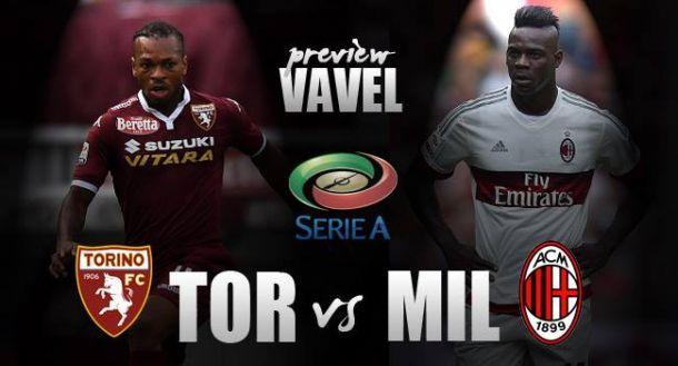 Il Milan a Torino per il riscatto