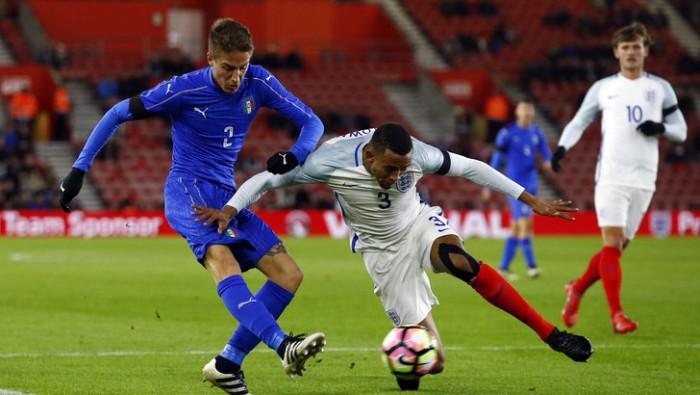 Amichevoli Internazionali: beffa Italia, l'Inghilterra vince al 93'. Azzurrini comunque combattivi