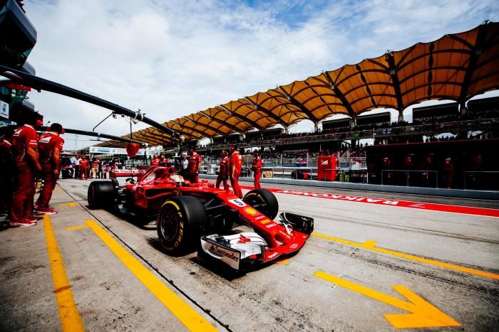 F1, Gp della Malesia - Cauto ottimismo in casa Ferrari