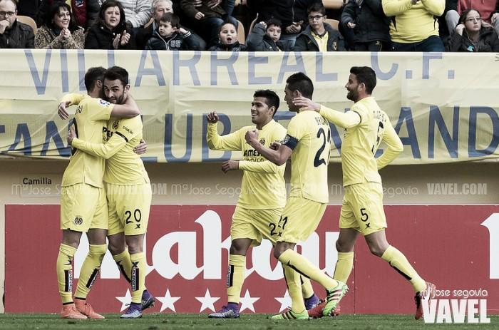 Convocatoria del Villarreal ante Las Palmas