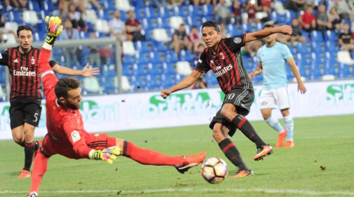 Amichevoli estive - Il Celta Vigo vince ilTrofeo Tim. Il Milan di Montella convince a metà