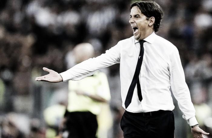 Após derrota, Inzaghi destaca jogo da Lazio e diz que substituto de Candreva chegará na quarta-feira