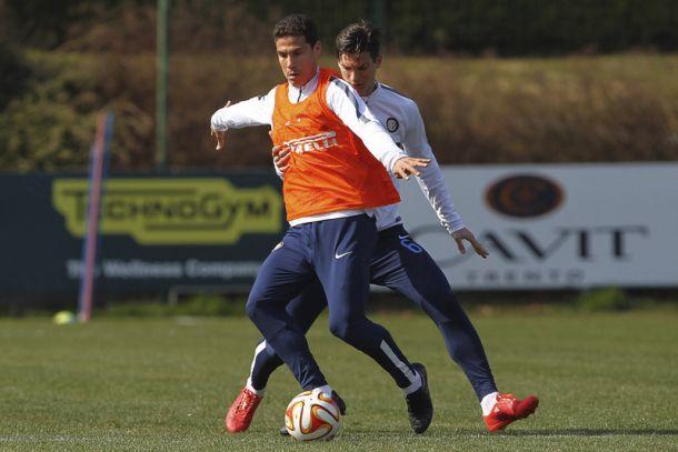 Verso Wolfsburg - Inter, le scelte di Mancini