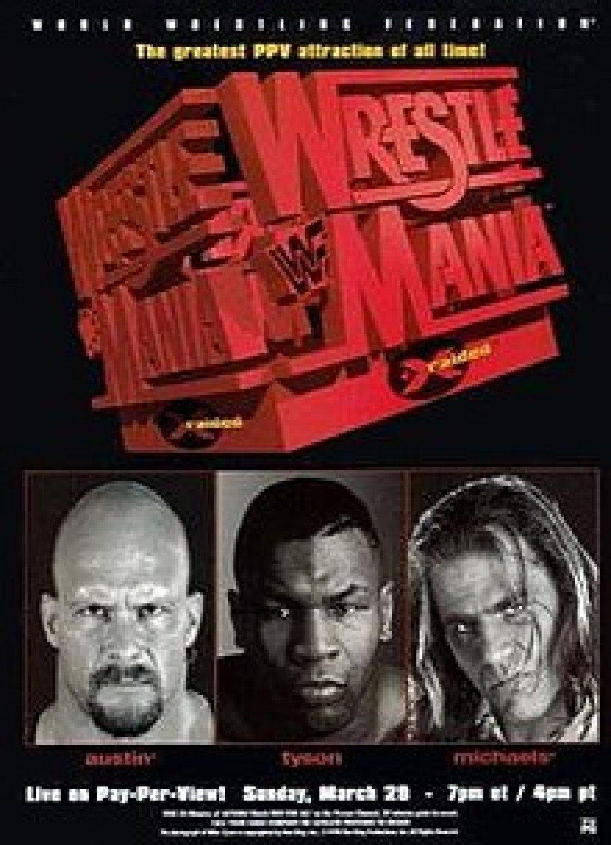 Wrestling History: WrestleMania XIV