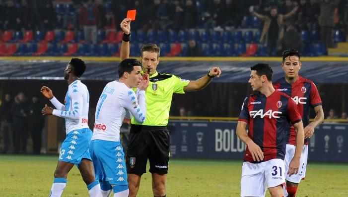 Serie A, Bologna-Napoli: le formazioni ufficiali