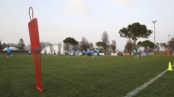 Inter al lavoro, Mancini tiene a rapporto la squadra