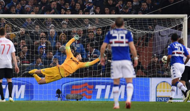 Inter, via Handanovic?
