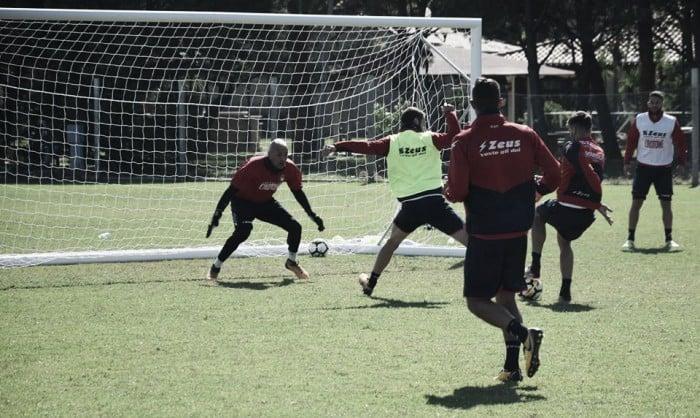 Crotone: continua la preparazione in vista del match casalingo contro il Torino