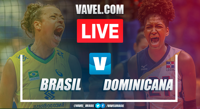 Melhores momentos Brasil 3x2 República Dominicana pelo Pré-Olímpico de Vôlei Feminino