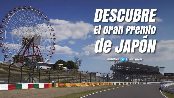 Descubre el GP Japón deFormula 1 2017
