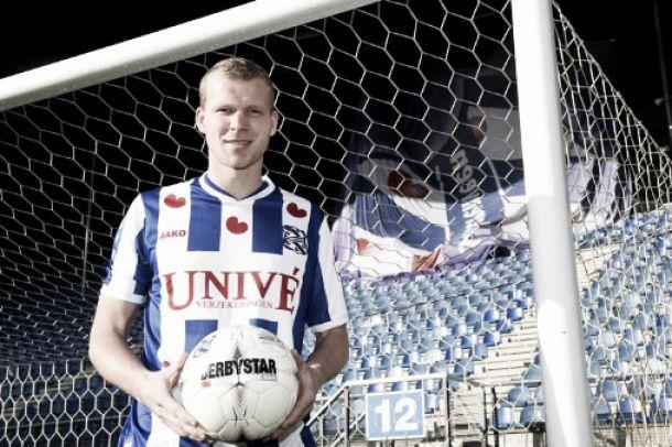 Henk Veerman aterriza en Heerenveen
