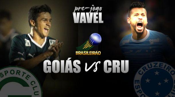 Pré-jogo: Goiás tenta superar fase conturbada e deixar zona de rebaixamento contra Cruzeiro