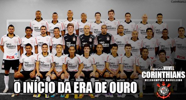 O início da 'Era de Ouro': Corinthians campeão brasileiro de 2011