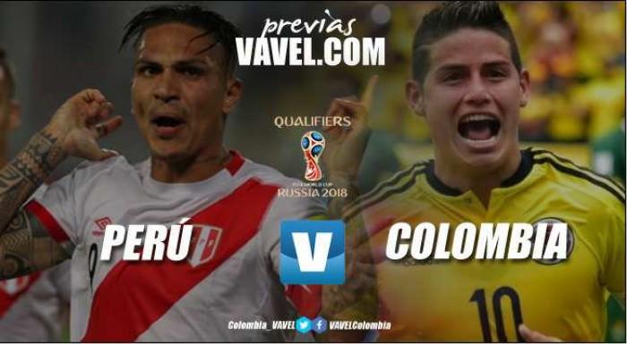 Previa Perú vs Colombia: batalla épica en Lima