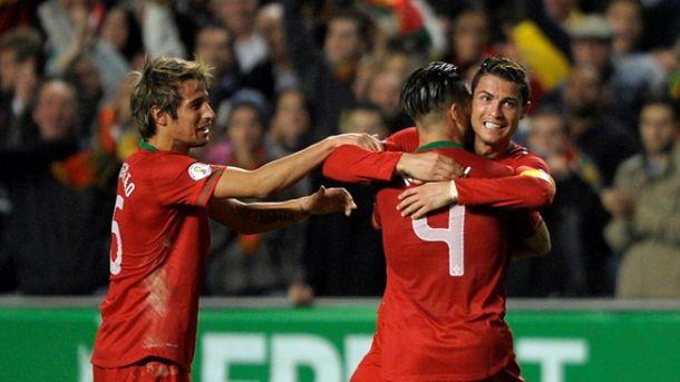 Ronaldo 1, Ibrahimovic 0