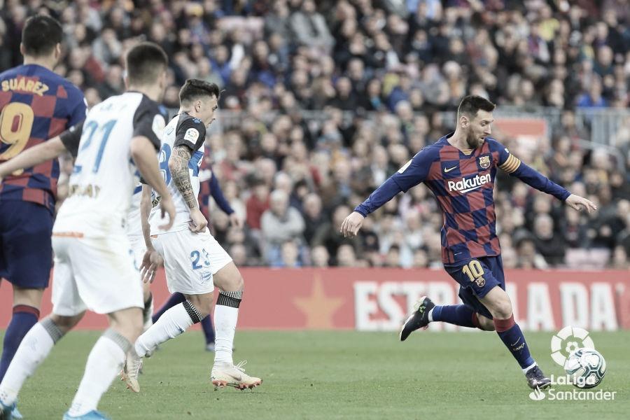 Sem pretensões, Alavés e Barcelona apenas cumprem tabela no encerramento de LaLiga