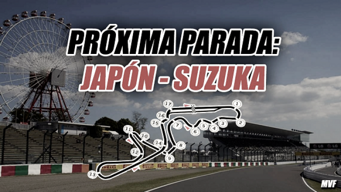 Próxima parada: Suzuka, cita talismán para el campeonato