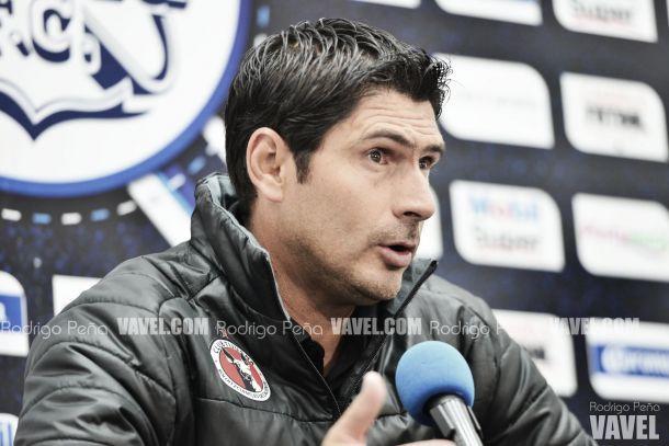 """Raúl Chabrand:""""Hicimos todo lo posible por sacar el resultado"""""""