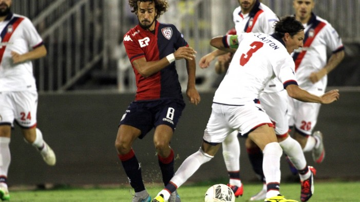 Serie B: ormai è sfida Cagliari-Crotone