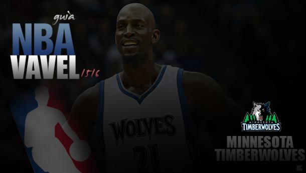 Guia VAVEL da NBA 2015/2016: Minnesota Timberwolves