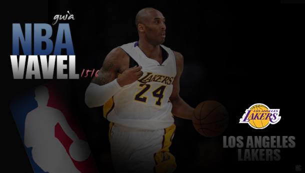 Guia VAVEL da NBA 2015/16: Los Angeles Lakers