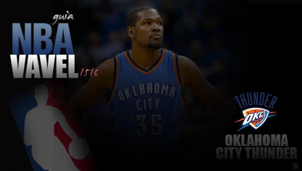 Guia VAVEL da NBA 2015/16: Oklahoma City Thunder