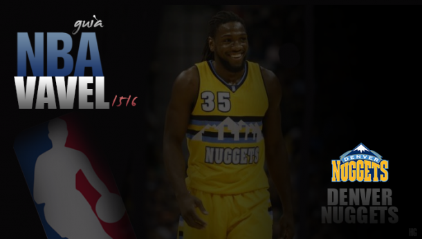 Guia VAVEL da NBA 2015/2016: Denver Nuggets