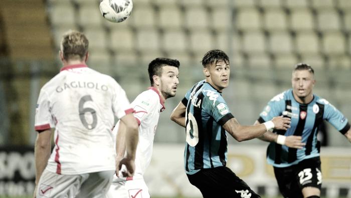Serie B: sfida senza reti tra Pisa e Carpi, 0-0 all'Arena Garibaldi