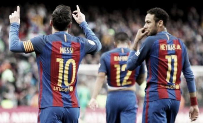 Luis Enrique roda elenco, Messi bate novo recorde e Barça vence Bilbao no Camp Nou