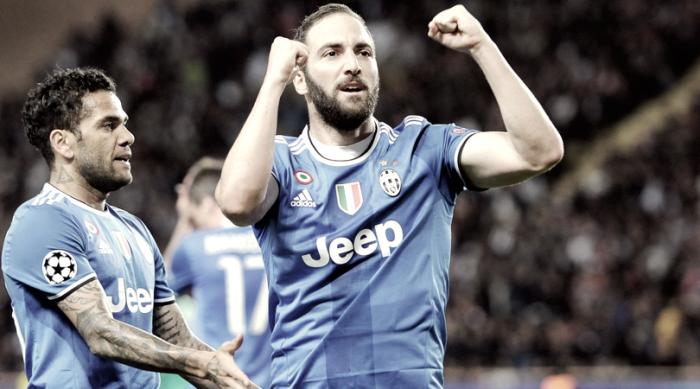 """Monaco-Juventus 0-2 - Le parole di Allegri: """"Soddisfatto dei miei giocatori"""""""
