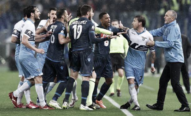 Risultato Napoli - Lazio, partita di Serie A (2-4)
