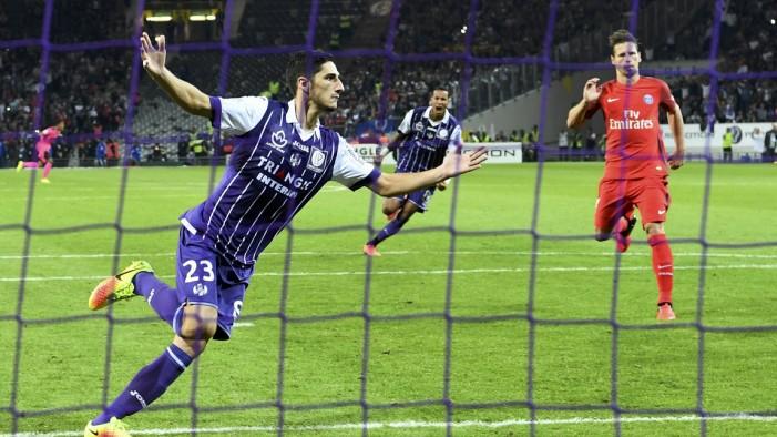 Clamoroso in Ligue 1: il Tolosa annichilisce il PSG, vincono Nizza e Monaco