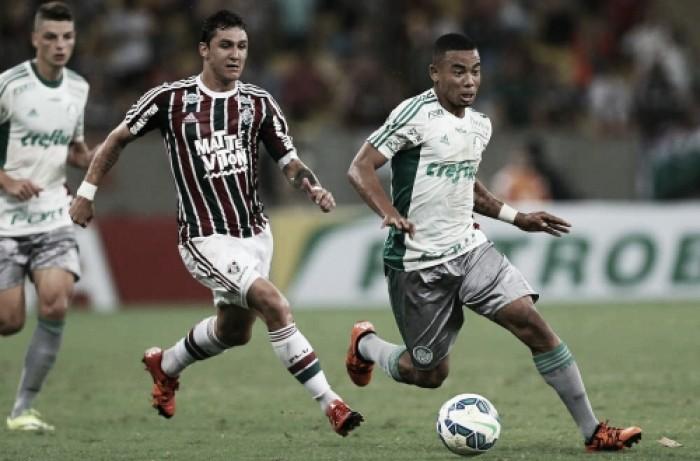 Palmeiras recebe invicto Fluminense buscando reencontrar caminho das vitórias