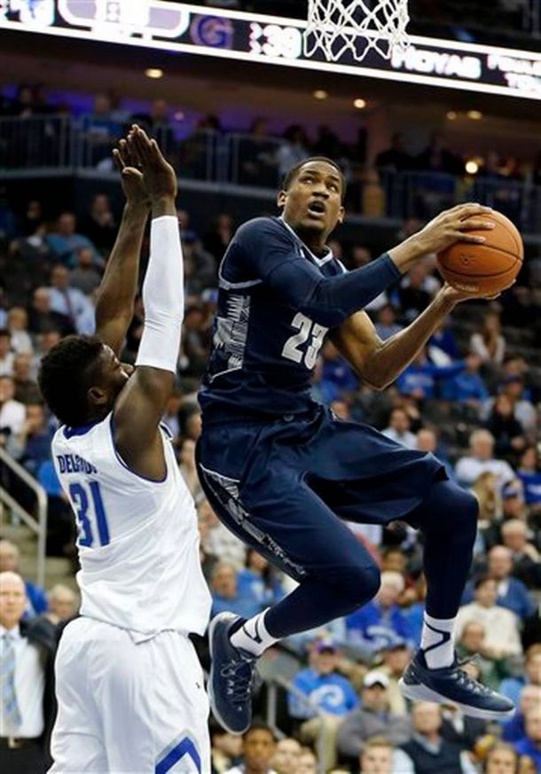Georgetown Hoyas Bounce Back Against Scuffling Seton Hall Pirates
