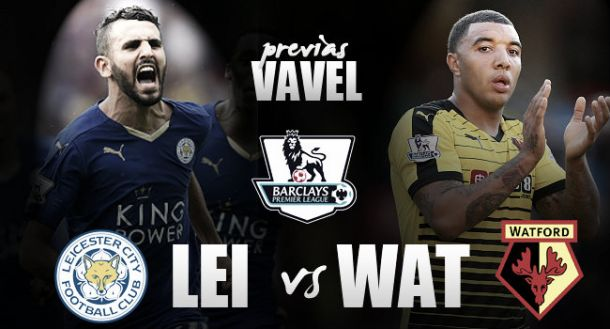 Leicester City - Watford Preview: Vardy hopes to inspire Foxes to victory with yet more goals
