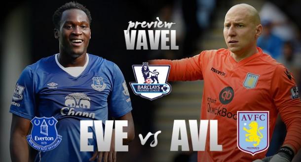 Everton - Aston Villa: Los villanos quieren sembrar el pánico en Goodison