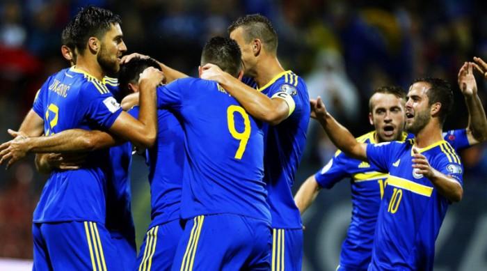 Grecia - Bosnia in qualificazioni Russia 2018. Le perle di Pjanic e Tzavellas sanciscono un pareggio (1-1)