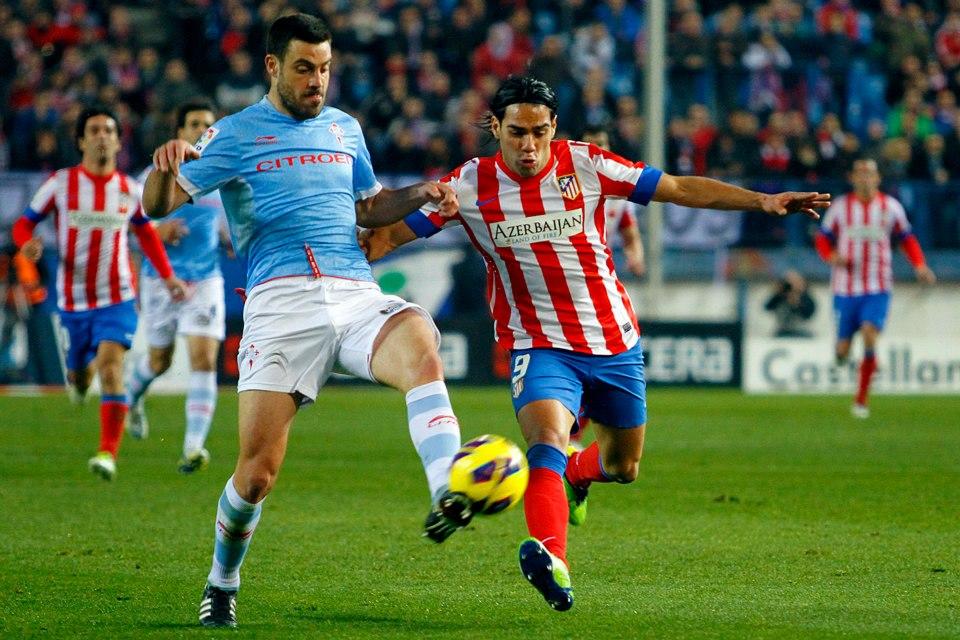 Falcao, Arda Turan y Miranda no estarán disponibles contra el Mallorca