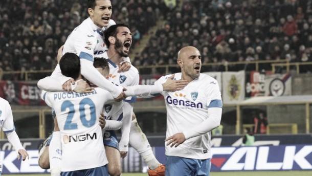 L'Empoli mette la quarta e vince anche a Bologna