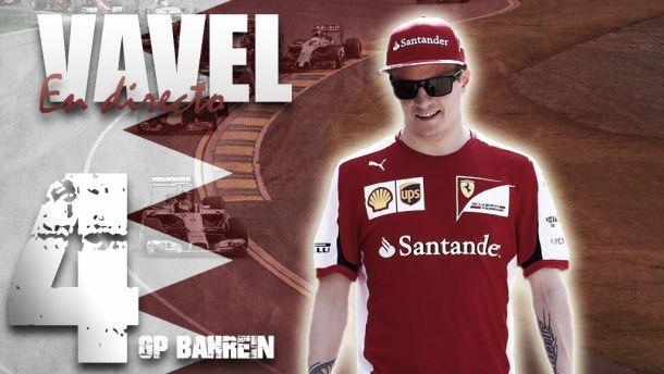 Clasificación del GP de Baréin de Fórmula 1 2015 en vivo y en directo online