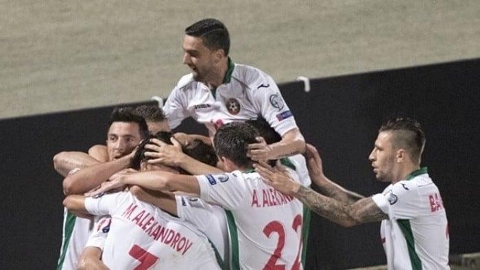 La Bulgaria batte a domicilio la Macedonia 0-2