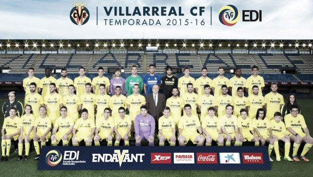 El Villarreal CF presenta su equipo de Discapacitados Intelectuales