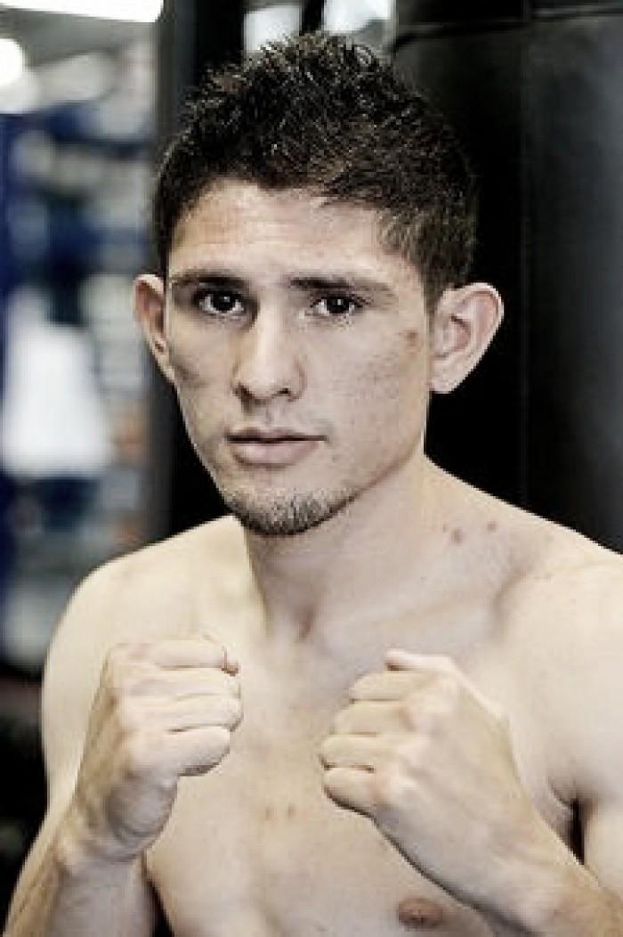 Alejandro González, ansioso por conseguir cinturón de peso pluma