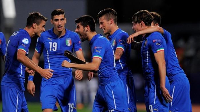 Under 21, Italia - Le scelte di Di Biagio per la sfida con la Lituania