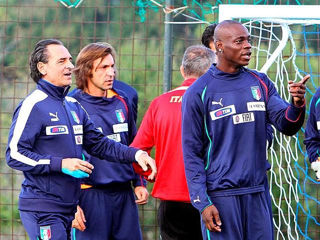 Lista de 25 convocados de Italia, para el amistoso frente a Luxemburgo