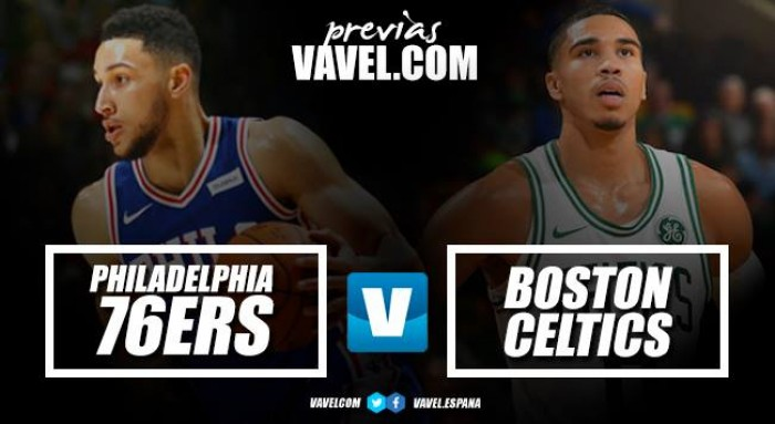Previa Sixers-Celtics: jóvenes futuras estrellas
