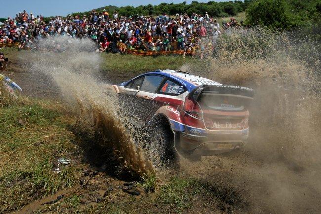 Así es el Rally Acrópolis 2012