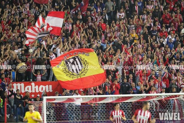 El Atlético quiere llenar el Calderón ante el Galatasaray