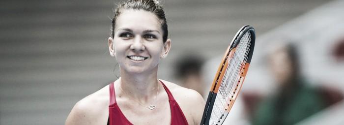 Halep despacha Ostapenko na semi de Pequim e assume o topo do ranking da WTA