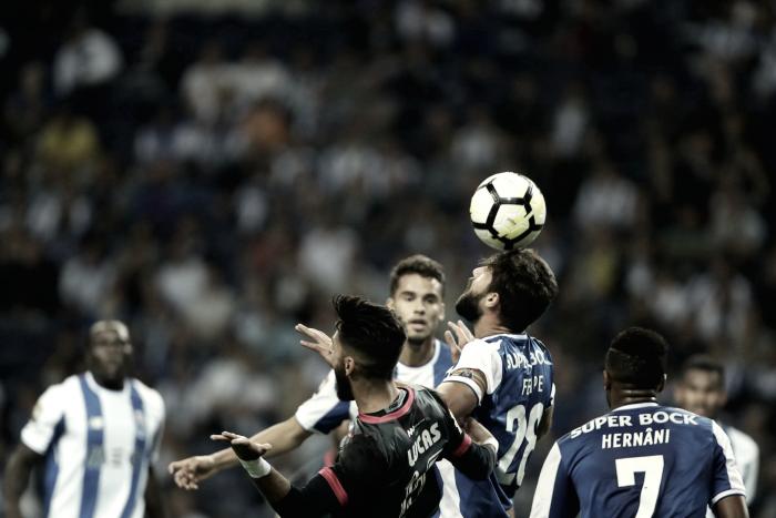 Taça CTT: Porto tropeça no Leixões(0-0)